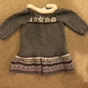 Gymboree sweater dress